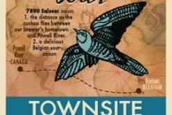 Townsite Brewing Inc. Releases New 7800 Sour Saison