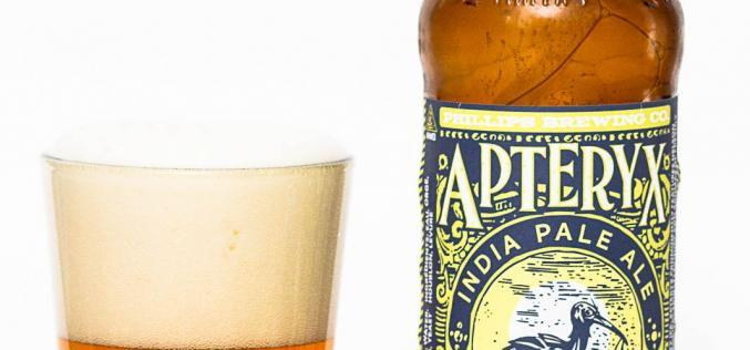 Phillips Brewing Co. – Apteryx India Pale Ale