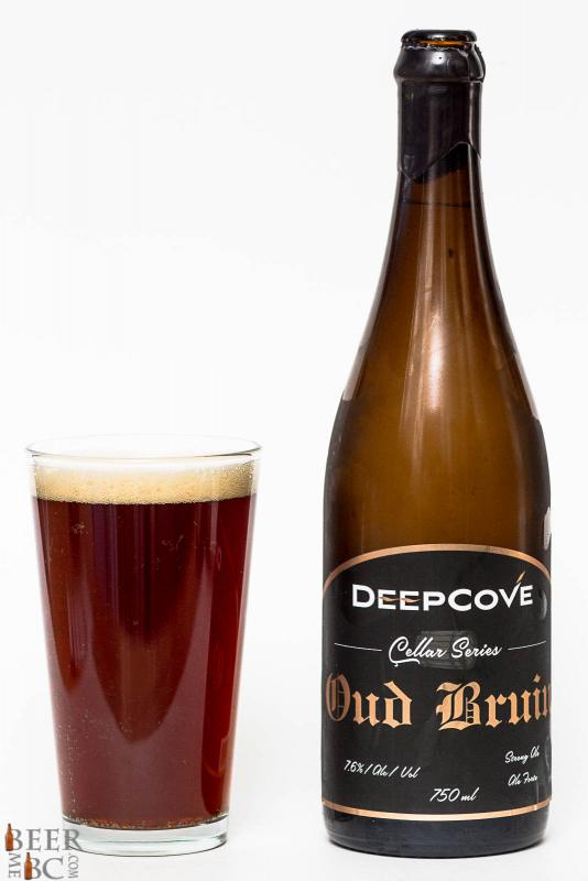 Deep Cove Brewers Oud Bruin Review