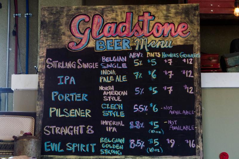Gladstone Brewing Company
