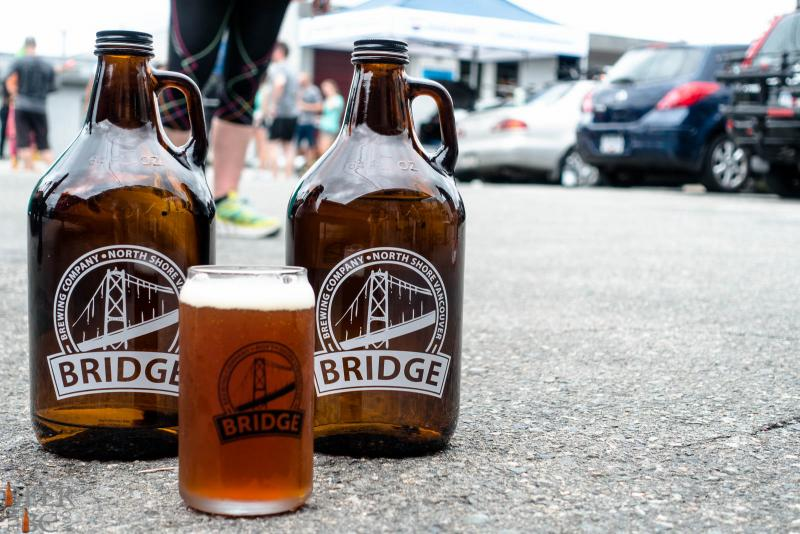 2015 Bridge Brewing Growler Run - North Vancouver2015 Bridge Brewing Growler Run - North Vancouver