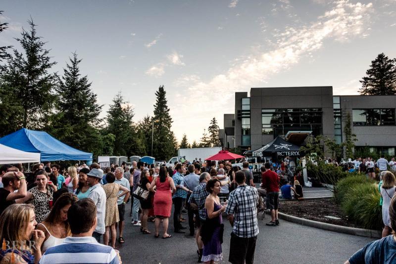 Deep Cove Shredder Ale Fundraiser