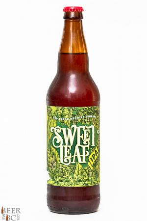 Red Arrow Brewing Sweet Leaf IPA Review