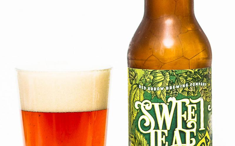 Red Arrow Brewing Co. – Sweet Leaf IPA