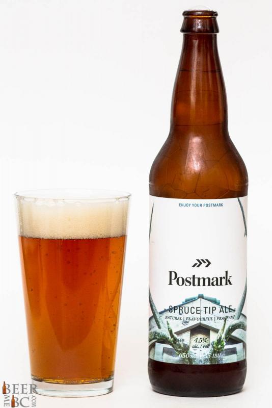 Postmark Brewing Spruce Tip Ale