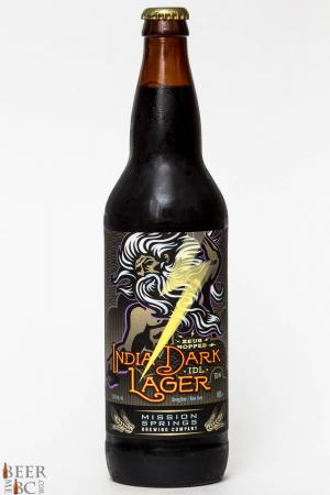 Mission Springs Zeus Dark Lager Review