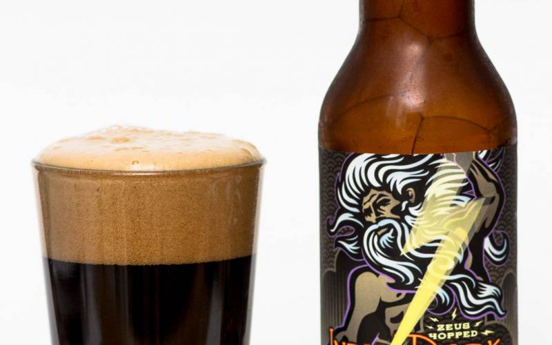 Mission Springs Brewing Co. – Zeus Hopped India Dark Lager