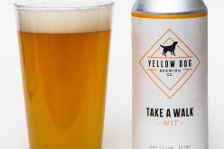 Yellow Dog Brewing Co. – Take A Walk Witbier
