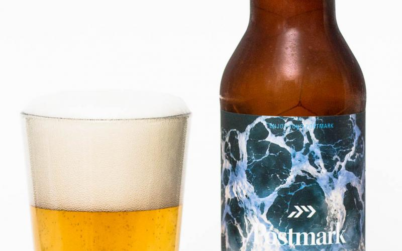 Postmark Brewing Co. – Saisonella Saison