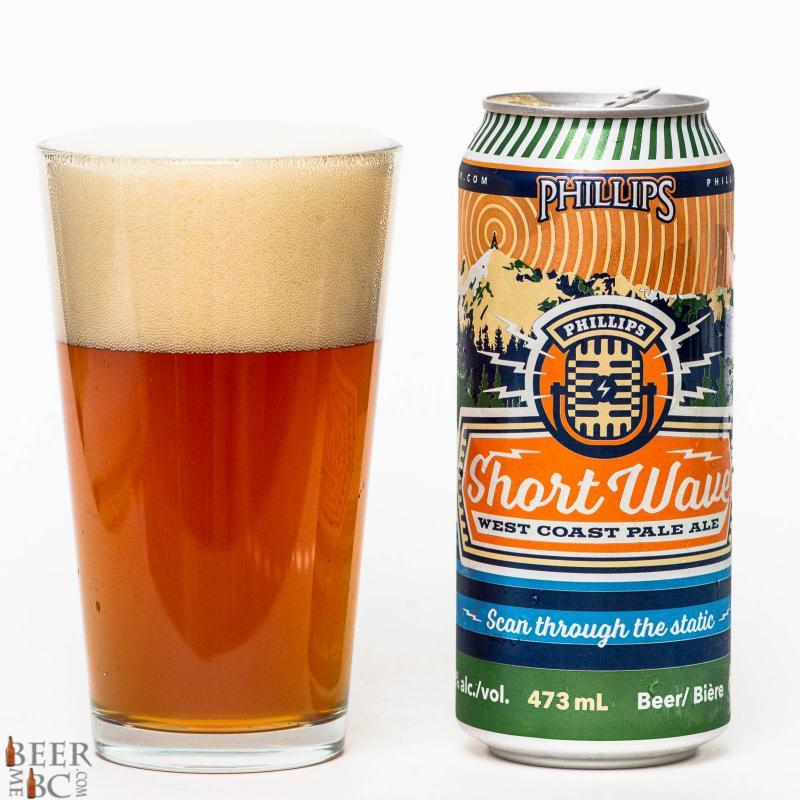Phillips Brewing Co. - Short Wave West Coast Pale Ale Review