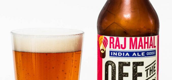 Off The Rail Brewing Co. – Raj Mahal India Ale