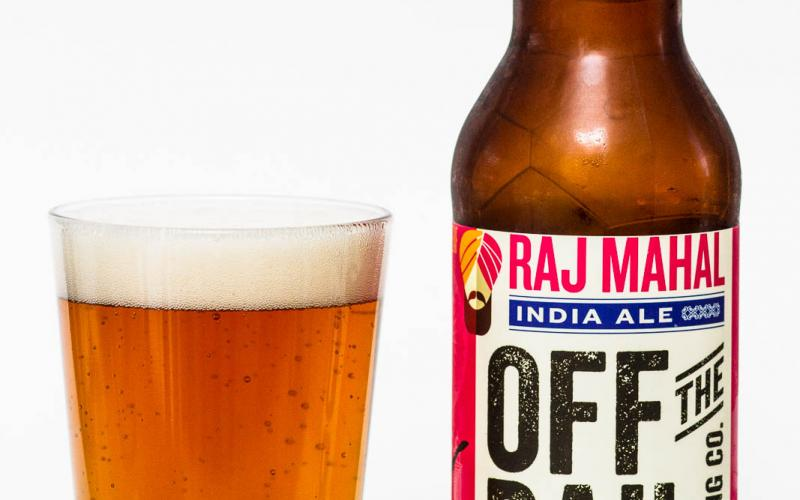 Off The Rail Brewing Co. – Raj Mahal India Ale