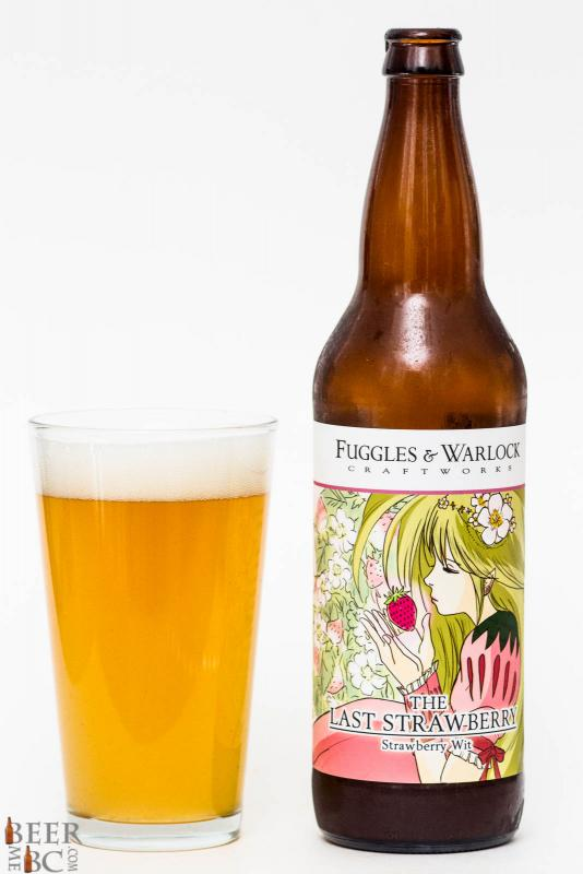 Fuggles & Warlock The Last Strawberry Review