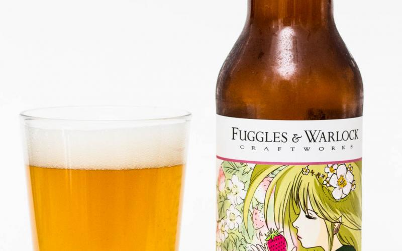 Fuggles & Warlock Craftworks – The Last Strawberry Witbier