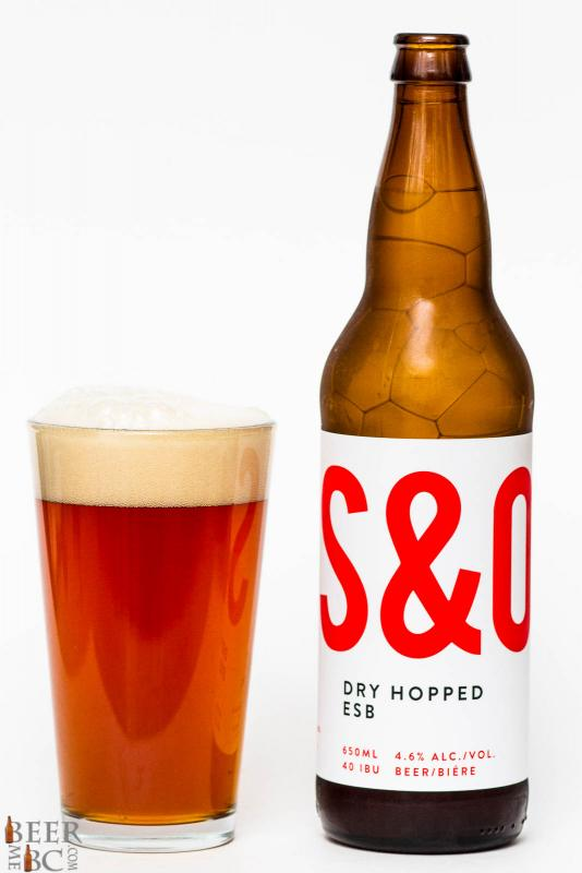 Steel & Oak Brewery Dry Hopped Hefe Review
