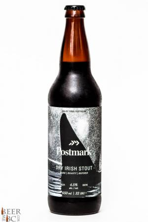 Postmark Brewery Dry Irish Stout Review