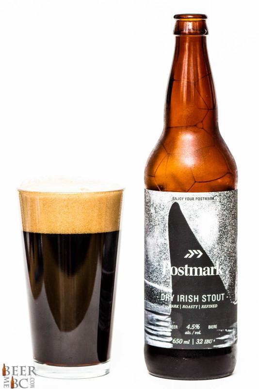 Postmark Brewery Dry Irish Stout Review