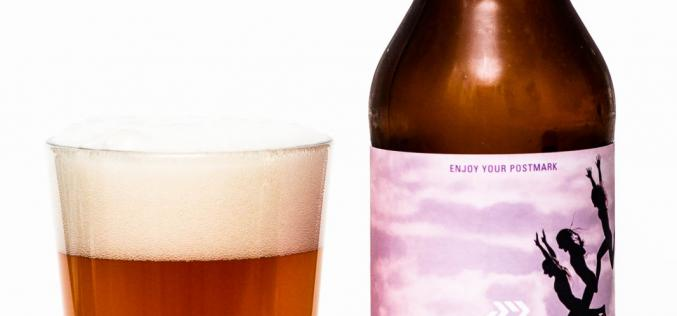Postmark Brewing Co. – Raspberry Lemon Zest Hefe