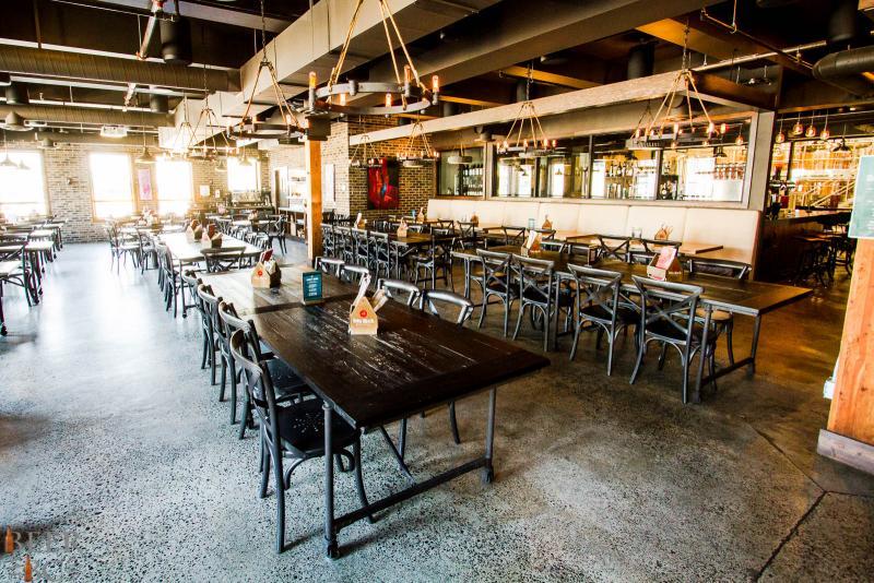Big Rock Urban Brewery Restaurant