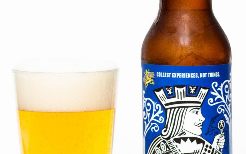 Dead Frog Brewery – One Eyed Jack Imperial Pilsner