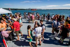 Vancouver Craft Brew Cruise – Craft Beer On The Big Blue Watery Road
