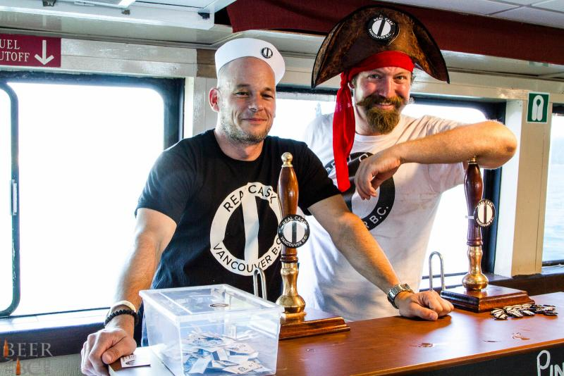 Vancouver Craft Brew Cruise - Real Cask Ales
