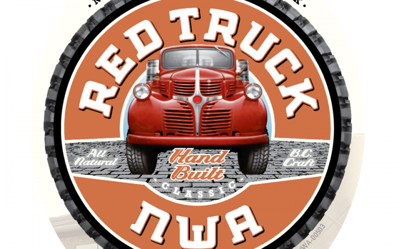 Red Pilsner and Northwest Ale Coming from the Red Truck Brewery