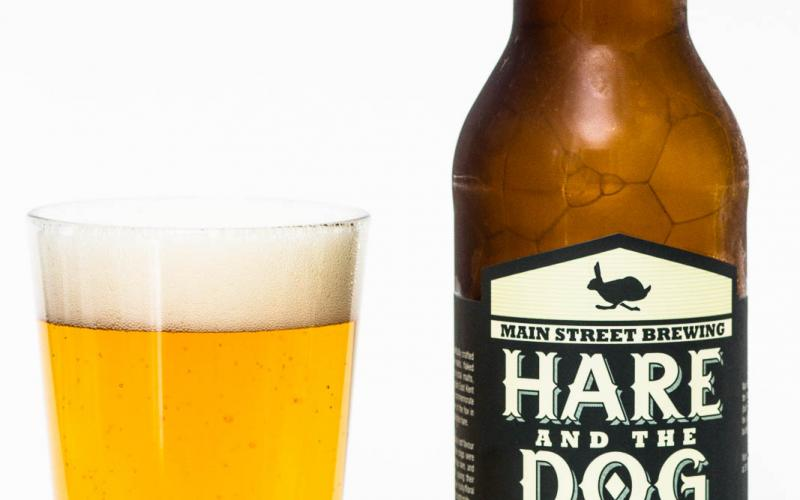 Main Street Brewing Co. – Hare And The Dog Best Bitter