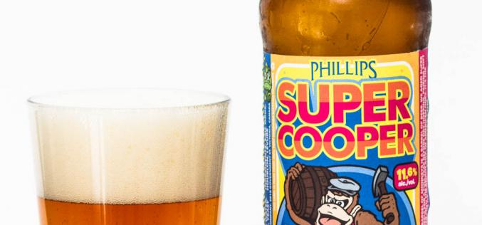 Phillips Brewing Co. – Super Cooper 14th Anniversary Ale