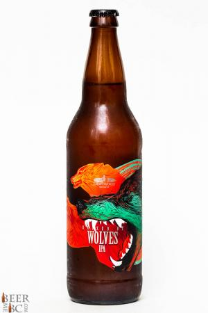 Driftwood Brewery Raised By Wolves IPA Review