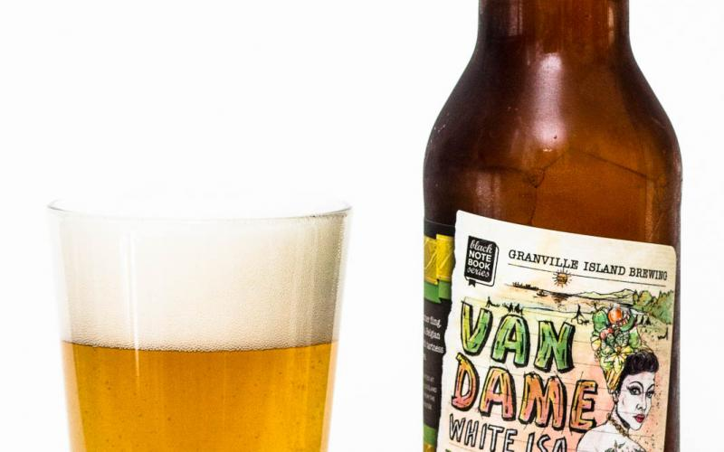 Granville Island Brewing Co. – Van Dame White ISA