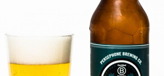"Persephone Brewing Co. – Gibsons ""B"" Pilsner"