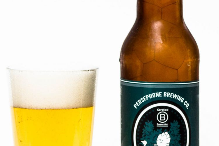 """Persephone Brewing Co. – Gibsons """"B"""" Pilsner"""