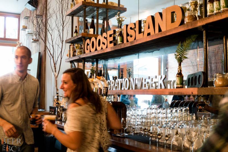 Goose Island Beer Event