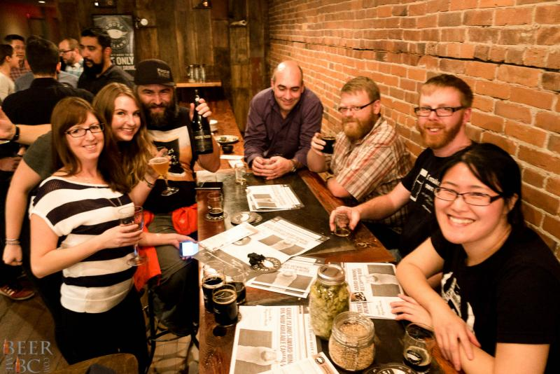 Goose Island Event Attendees