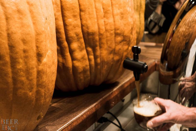 Central City Pumpkin Cask
