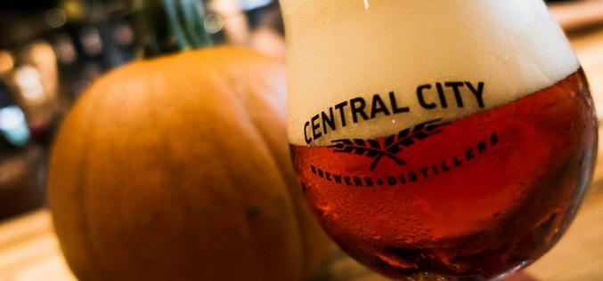 Central City Brewers Celebrates The Pumpkin at Downtown Brewpub