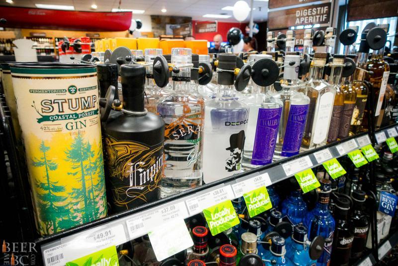 High Point Liquor Store Craft Spirits