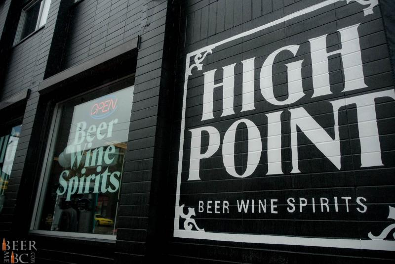 High Point Liquor Store