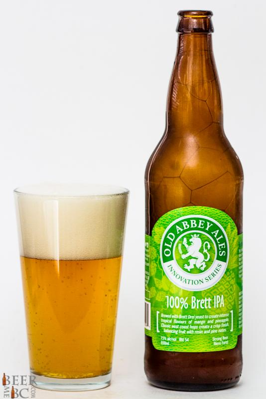 Old Abbey Ales 100% Brett IPA Review