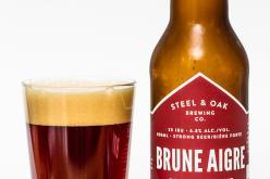 Steel & Oak Brewing Co. – Brune Aigre Belgian Brune