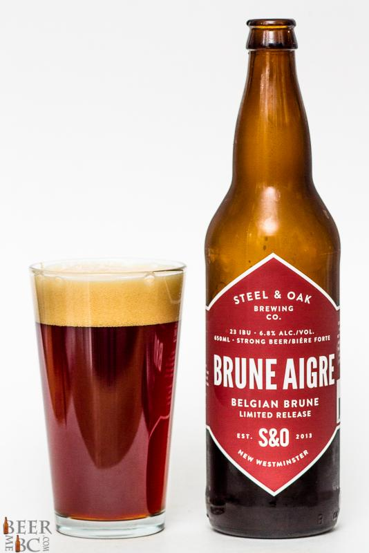 Steel & Oak Brune Aigre Bruin Review