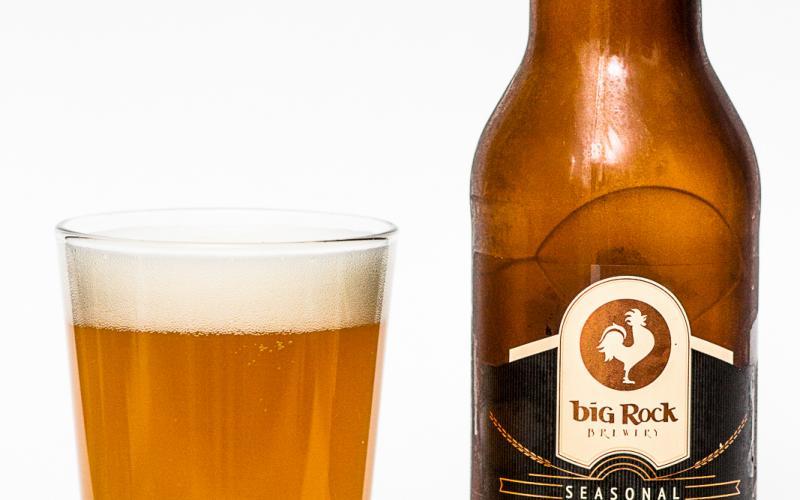 Big Rock Brewery – 2015 Rhubarb Wit