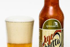 Spinnaker's Brewery – Rye Bretta Saison