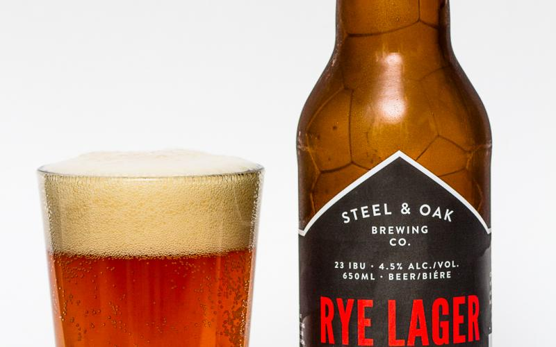 Steel & Oak Brewing Co. – Rye Lager
