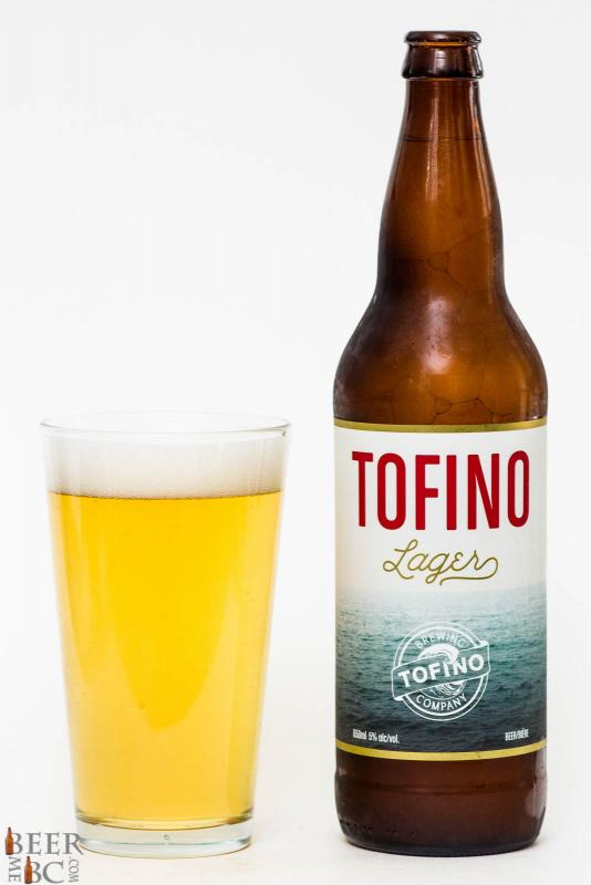 Tofino Brewing Co. - Tofino Lager Review