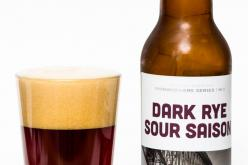 Bridge Brewing Co. – Dark Rye Sour Saison