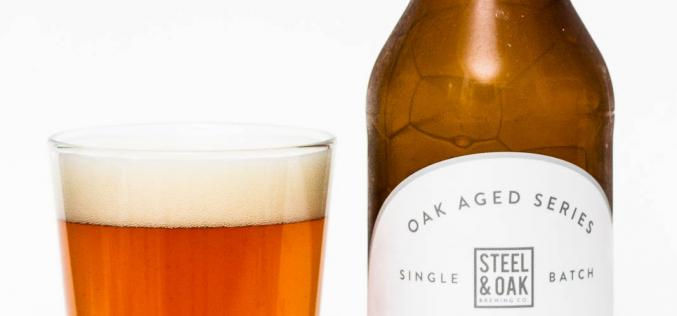 Steel & Oak Brewing Co. – Barrel Aged Smoked Hefeweizen