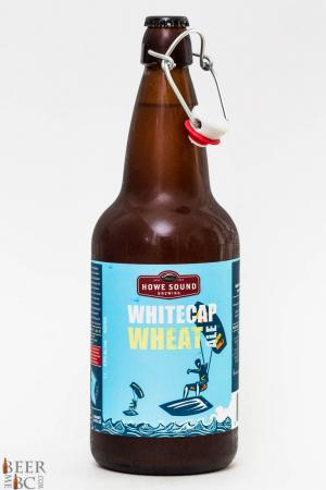 Howe Sound Brewing Co. - Whitecap Wheat Ale Review