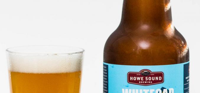 Howe Sound Brewing Co. – Whitecap Wheat Ale